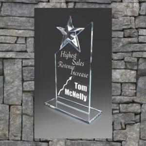 highest sales revenue trophy